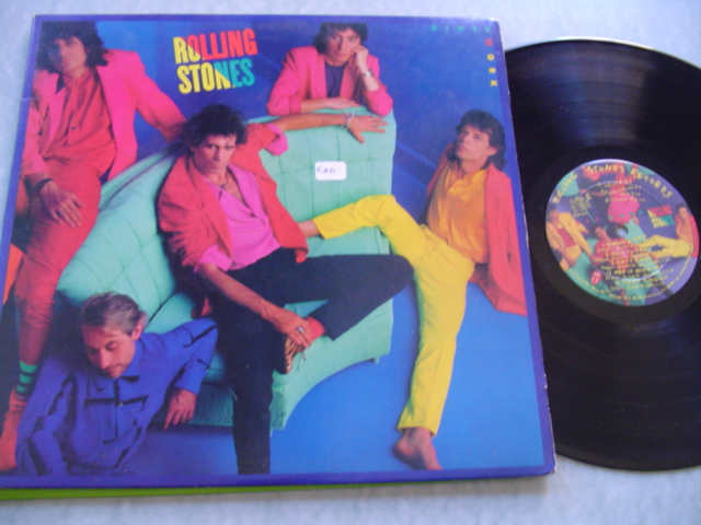 ROLLING STONES - DIRTY WORKS 40250